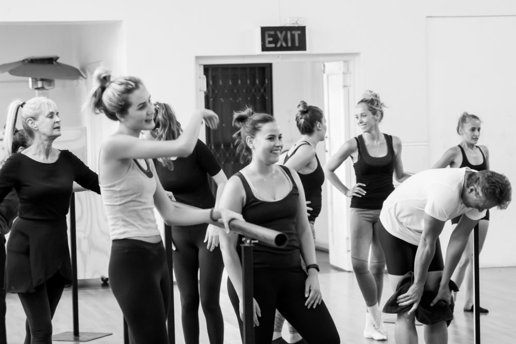 Ballet on Kloof - Adult ballet classes in Cape Town